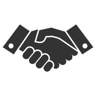 stock-illustration-42992900-handshake-icon